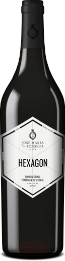 Hexagon Red Wine